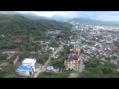 SOBRE VUELO VILLAVICENCIO META DRONE 4K FULL HD
