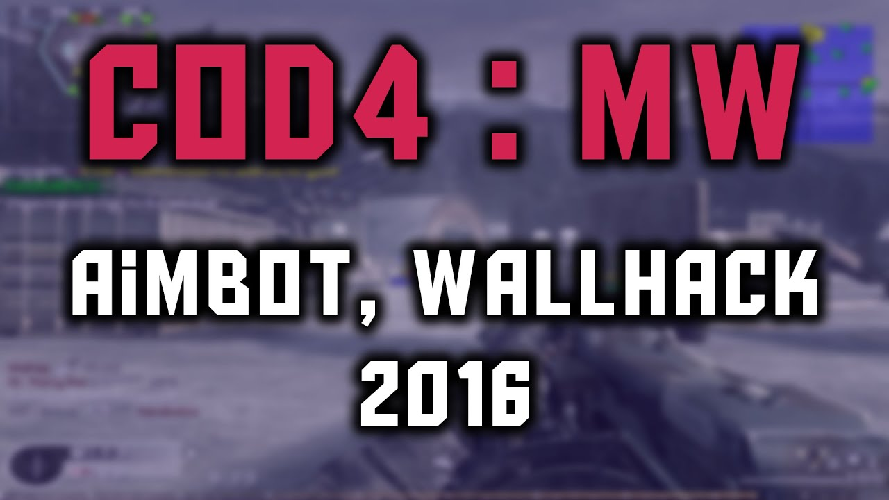 aimbot hacks for cod 4 moder warfare