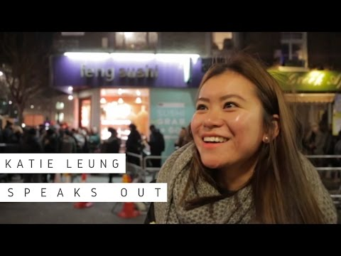 Katie Leung speaks out about 'yellowface' casting at the Print Room Theatre