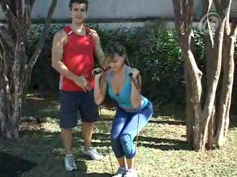 treino para costas
