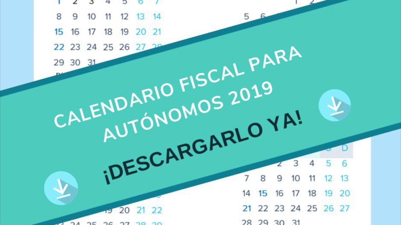 Aeat Calendario Fiscal 2019.Novedades De Hacienda 2019 Para Autonomos Txerpa
