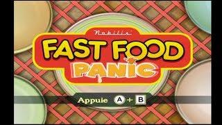 "[Wii] Introduction du jeu ""Fast Food Panic"" de Nobilis (2009)"
