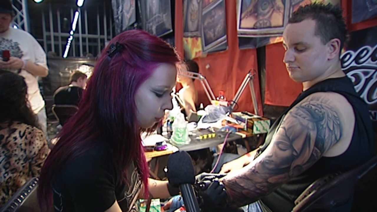 Tattoo Convention Rotterdam Part 3 Hd 1080p By Mediadreamsnetwork Arguseye