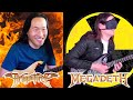 Can KIKO LOUREIRO of MEGADETH Handle the Blind Guitar Challenge? - HERMAN LI of DRAGONFORCE