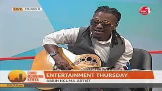 Good Morning Kenya: Entertainment Thursday (Abbih Nguma)