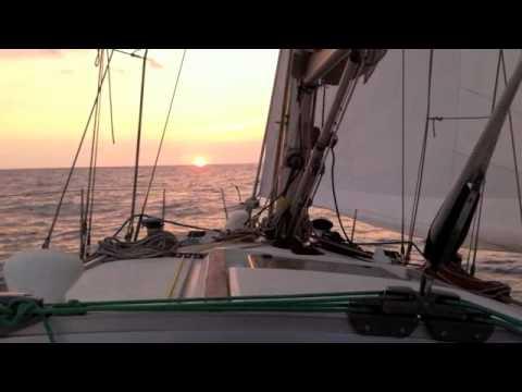 Sunset/ Sailing/ December/ Mediterranean