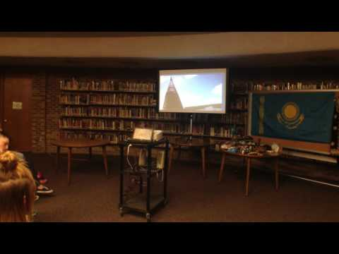 Nafissa's Presentation of Kazakhstan: The Heart of Asia