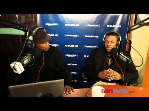 Chris Tucker Gives Financial Advice on #SwayInTheMorning
