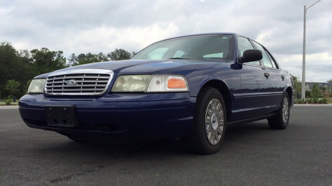 2006 ford crown victoria p73 part 1