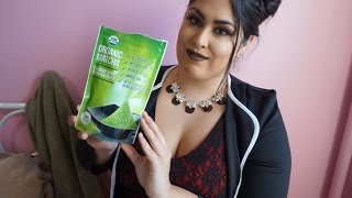 Kiss Me Organic: Organic Matcha Powder Review