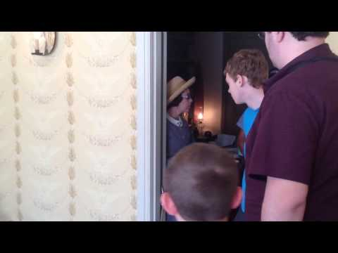 Gettysburg Tour - The Shriver House - Occupation of homes by soldiers