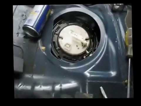 замена бензонасоса Lexus IS 300