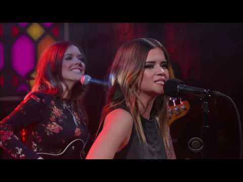 "Maren Morris Performs ""My Church'"" (Colbert)"