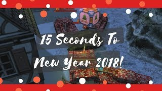 TankiOnline 15 Seconds to the New Year