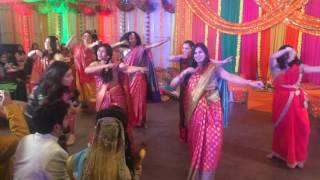 Olinda and Yash Wedding Bridesmaids Dance
