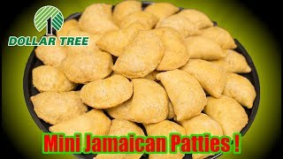 Dollar Tree's $1.00 Mini Jamaican Beef Patties - Sketchy or Good? - The Wolfe Pit