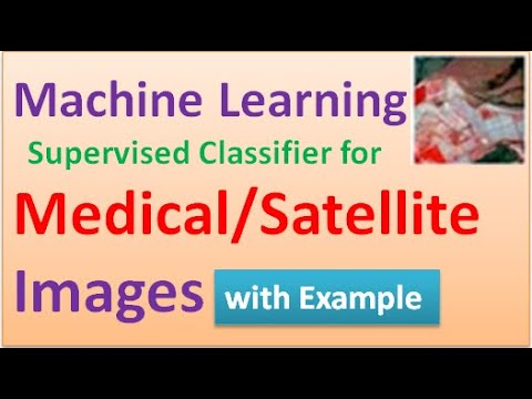 Image Classifier Using Machine Learning, Neural Networks-For Medical/Satellite Images  #2