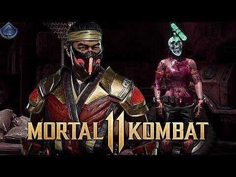 Mortal Kombat 11 Online - AWESOME SUB-ZERO BRUTALITIES!