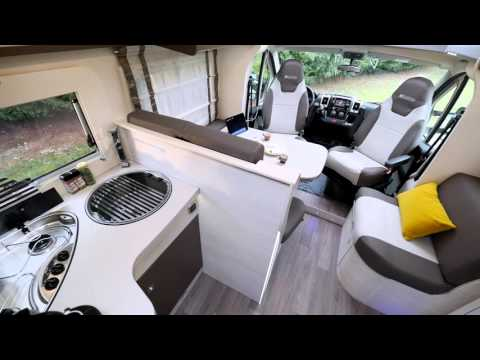 Titanium 2016 - Chausson Camping cars