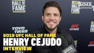 Henry Cejudo Breaks Down Potential Opponents, Officially Changes Nickname To 'Triple C'