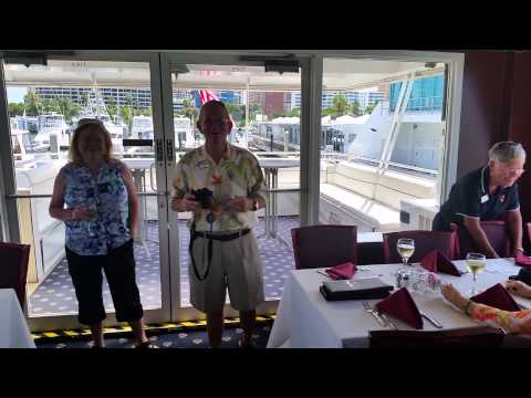 Military Officers Association cruise
