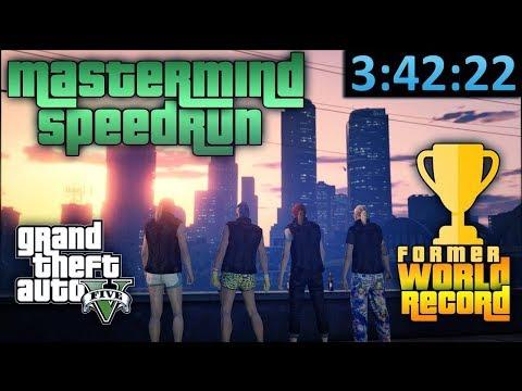 GTA Online Speedrun
