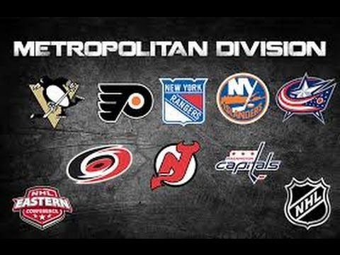 NHL 17 Ratings Predictions (Metropolitan Division)