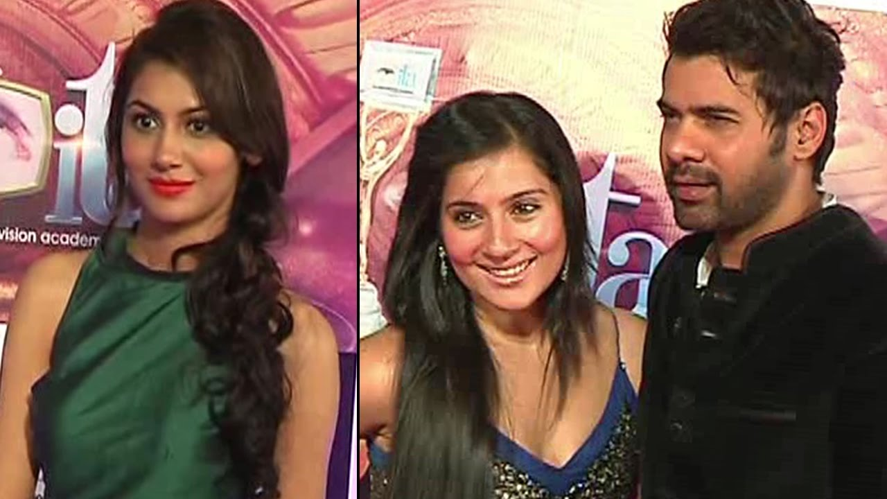 Download ITA 2016 |  Kumkum Bhagya's SritiJha & Shabbir Ahluwalia INTERVIEW | Indian Television Awards 2016