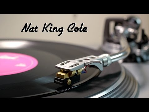 NAT KING COLE  Unforgettable 1961 version vinyl