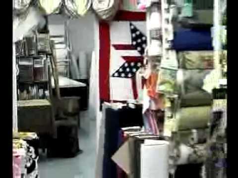 """Think Globally, Shop Locally"" - Hartsdale Fabrics"