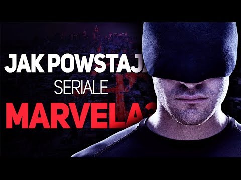 Superbohaterskie seriale Marvela od zaplecza! Wyjazd do USA z Netflix'em!