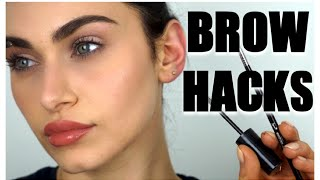 Brow Hacks Everyone Should Know  | Ruby Golani
