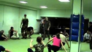 Психологическая подготовка к рукопашному бою часть 13(, 2013-10-08T18:49:58.000Z)