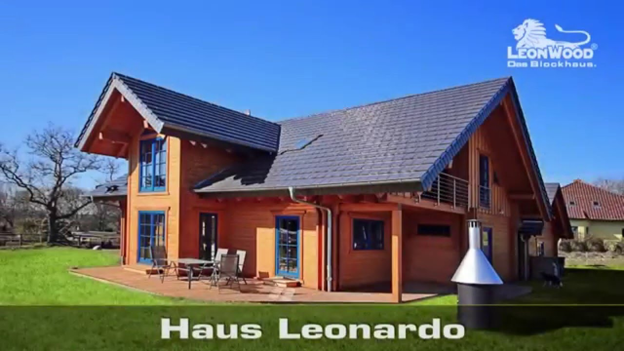 Blockhaus Leonardo Youtube