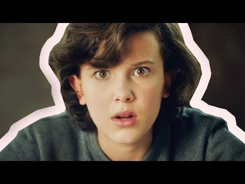 CUTE AND FUNNY MILLIE BOBBY BROWN