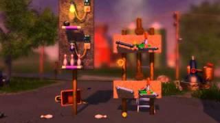 Crazy Machines Elements Gameplay (PC)