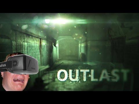 Let's Play Outlast on the Oculus Rift! Studio Madman. Pants shitting.