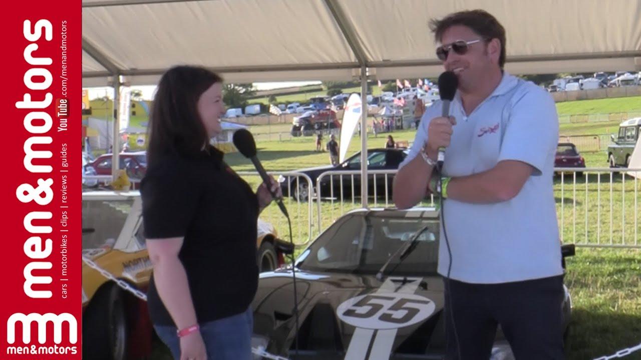 James Martin Interview | Carfest South 2019