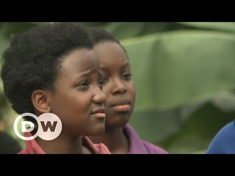 Ugandan schools inspire with urban farming   DW English