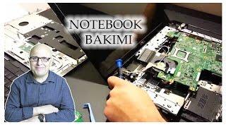 Casper Nırvana 15.6 HDD & RAM Değişikliği (Termal Macun Yenilemek )