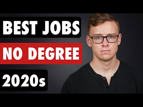 Top 10 Highest Paying Jobs Without A Degree