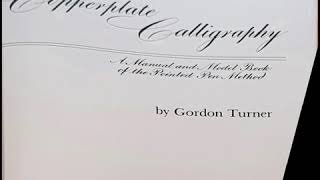 Copperplate Calligraphy 캘리그라피 …