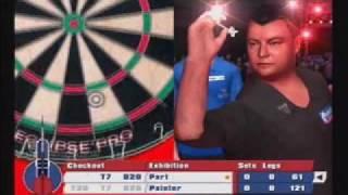 PDC World Championship Darts 2008 - PS2