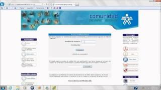Ficha de Matricula cursos Virtuales Blackboard 9.1