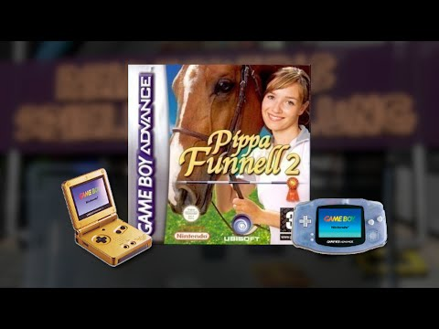 Gameplay : Pippa Funnell 2 [Gameboy Advance]