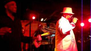 'Very Superstitious'  Ronn Easton's All Star Soul Revue