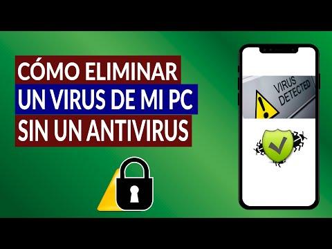 Cómo Eliminar un Virus de mi PC Manualmente sin un Programa Antivirus