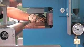 Решетчатый настил   приварка пластин(http://imtt.ru/ http://vk.com/public40170093 http://twitter.com/MachineToolTech http://imtt.livejournal.com/, 2014-09-10T12:16:03.000Z)