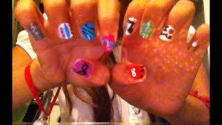 Pinta tus uñas de 10 formas distintas..!!! ♥