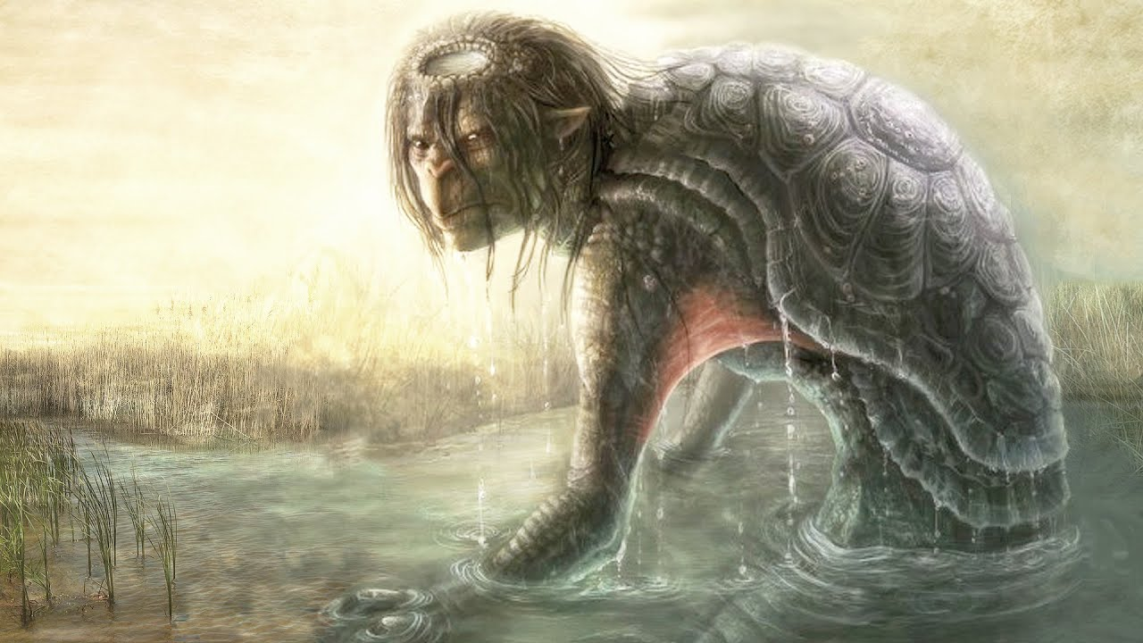 TOP 10 Terrifying MYTHICAL CREATURES - YouTube